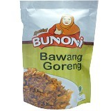 PESONA NUSANTARA Bawang Goreng Spesial Bunoni 100 gr [CGK020037004119] (Merchant) - Aneka Acar, Bawang & Sayuran Kering