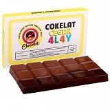 PESONA NUSANTARA Coklat Chocodot Update Cegah Alay [BDO010111004093] (Merchant) - Aneka Coklat