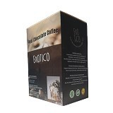 PESONA NUSANTARA Exotico Royal Chocolate Coffee (Merchant) - Kopi Bubuk & Kemasan