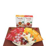 PESONA NUSANTARA Fruitstip Mix Strawberry & Mango 6 sheet (Merchant)