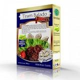 PESONA NUSANTARA Laziz Tiram Balado 150gr [CGK010057004251] (Merchant) - Box & Kalengan Hasil Laut