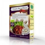 PESONA NUSANTARA Laziz Tiram Rica-Rica 150gr [CGK010057004252] (Merchant) - Box & Kalengan Hasil Laut