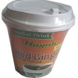 PESONA NUSANTARA Minuman Instan Jahe Merah Hayati 5 pcs Paper Cup [CGK030029005044] - Minuman Tradisional