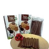 PESONA NUSANTARA Mister Timber Double Choco 2 box [CGK020037003796] Merchant - Kue Kering Lainnya