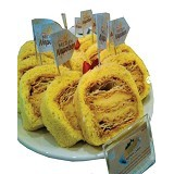 PESONA NUSANTARA Napoleon Cheese (Merchant) - Kue Basah