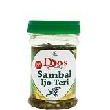 PESONA NUSANTARA Sambal Ijo Teri 2 Botol [CGK020037003559] Merchant - Aneka Sambal