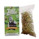 PESONA NUSANTARA Tony Kross Snack Mie Bayam Rasa Sambal Hijau [BDO020034003460] (Merchant) - Keripik & Olahan Lain
