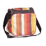 PETIT TIGRIS Diaper Bag Rainbow [MM006] (Merchant) - Diapers Bag / Tas Popok