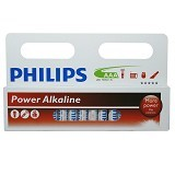 PHILIPS Alkaline 12 x AAA (Merchant) - Battery and Rechargeable