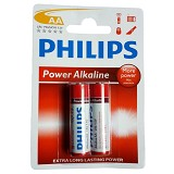 PHILIPS Alkaline AA BP2 - Battery and Rechargeable