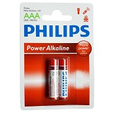 PHILIPS Alkaline AAA BP2 - Battery and Rechargeable