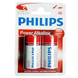 PHILIPS Alkaline C BP2 - Battery and Rechargeable