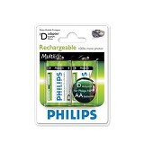 PHILIPS Baterai Adaptor D BP2 - Battery and Rechargeable