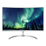 PHILIPS Curve LCD Monitor 27 Inch [278E8QJAW] - Monitor Led Above 20 Inch