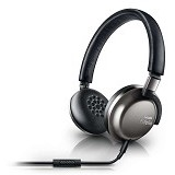 PHILIPS Fidelio Headphones with Mic [F1] - Headphone Portable