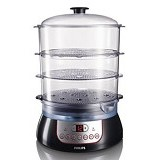 PHILIPS Food Steamer [HD 9140] - Steamer