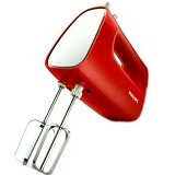 PHILIPS Hand Mixer [HR 1552/10] - Red - Mixer