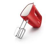 PHILIPS Hand Mixer [HR 1552/10] - Red - Mixer