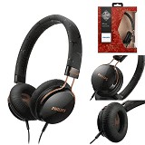 PHILIPS Headphone [SHL 5300] - Black - Headphone Full Size
