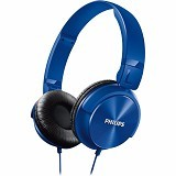 PHILIPS Headphone [SHL3060] - Blue - Headphone Portable