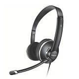 PHILIPS Headset PC [SHM 7410] (Merchant) - Headset Pc / Voip / Live Chat