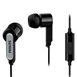 PHILIPS In Ear Headphones [SHE 1405BK] - Black (Merchant) - Earphone Ear Bud
