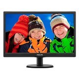 PHILIPS LCD Monitor 18.5 Inch with SmartControl Lite [193V5LHSB2] (Merchant) - Monitor Lcd 15 Inch - 19 Inch