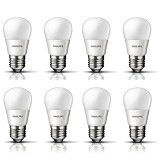 PHILIPS Lampu LED Cool Day Light 3-25W 8 Pcs - Lampu Bohlam / Bulb