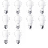 PHILIPS Lampu LED Cool Day Light 7-60W 10 Pcs - Lampu Bohlam / Bulb