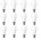 PHILIPS Lampu LED Cool Day Light 7-60W 12 Pcs - Lampu Bohlam / Bulb