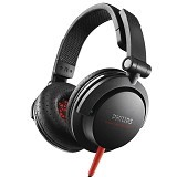 PHILIPS Lightweight Headphone [SHL 3300] - Black (Merchant) - Headphone Full Size