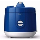 PHILIPS Magic Com Rice Cooker [HD 3127/32] - Blue (Merchant) - Rice Cooker