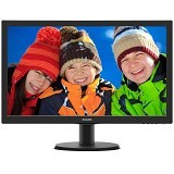 PHILIPS Monitor LCD [243V5LH] - Monitor LCD Above 20 inch