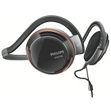 PHILIPS Neckband Headphones [SHS 5200] (Merchant) - Headphone Portable