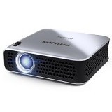PHILIPS Pico Projector [PPX4010] + TrendMicro Internet Security 1 User (Merchant) - Proyektor Mini / Pico