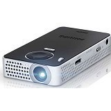 PHILIPS Pico Projector [PPX4350] + Trendmicro Internet Security 1 User (Merchant) - Proyektor Mini / Pico