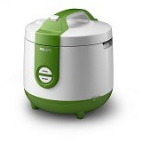 PHILIPS Rice Cooker [HD 3118] - Green (Merchant) - Rice Cooker