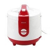 PHILIPS Rice Cooker [HD 3118] - Red (Merchant) - Rice Cooker