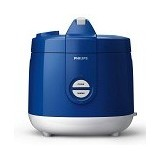 PHILIPS Rice Cooker [HD 3127/31] - Premium Blue - Rice Cooker
