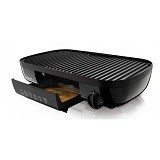 PHILIPS Table Grill [HD 6320] (Merchant) - Barbeque Grill / Alat Panggang