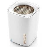 PHILIPS Wireless Portable Speaker BT100 - White - Speaker Bluetooth & Wireless