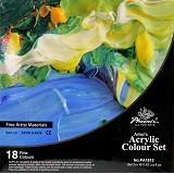 PHOENIX Acrylic Colour Set [Pa1812  44100051] - Cat Air