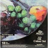 PHOENIX Oil Colour Set 18W [Po1812  44100045] - Cat Air