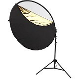 "PHOTOBASICS 40"" 5-in-1 Reflector Kit  (304) - Studio Specialty Equipment"