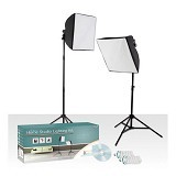 PHOTOBASICS Erin Manning Home Studio Lighting Kit 407A - Studio Specialty Equipment