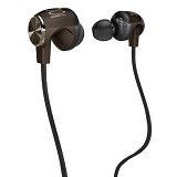 PHRODI Earphone [POD-200] - Black - Earphone Ear Monitor / Iem