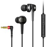 PHRODI Earphone [POD-500] - Black - Earphone Ear Monitor / Iem
