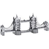PICTURE KINGDOM Metal Puzzle 3D Tower Bridge (Merchant) - 3d Puzzle
