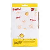 PIGEON Disposable Baby Bibs 20pcs [7136] - Celemek Bayi / Bib