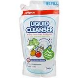 PIGEON Liquid Cleanser Refil 700ml [PR050206] - Sabun Cuci Peralatan Bayi